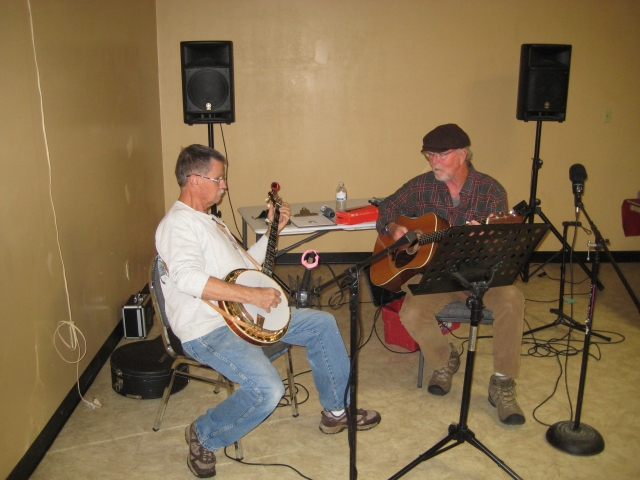 #43 JOE LAND & TOMMY SMITH MUSIC AT THE 50 YEAR CLASS REUNION