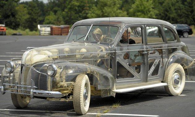 #63 GHOST CAR