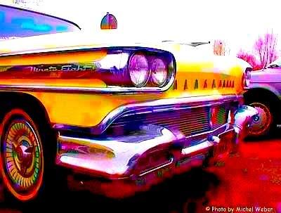 #58 1958 OLDSMOBLE