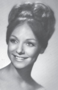 #147 JANE BAIR 1968 MISS KANSAS FROM PARSONS