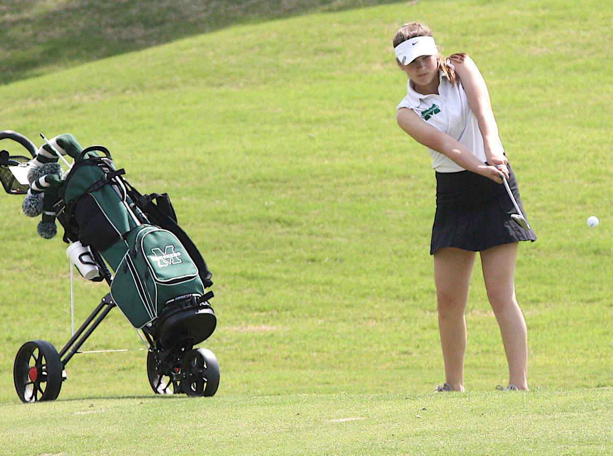 #3 KAYLEE BRYSON OKLAHOMA H. S. GOLF STATE TOURNMENT JOHNNY & PATSY'S GRAND DAUGHTER MUSKOGEE ONLINE GARAGE SALE