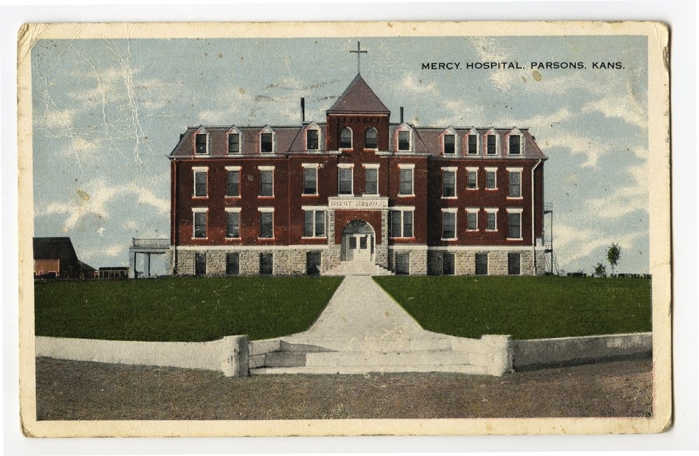 #188 MERCY HOSPITAL WHERE MOST OF US IN THE PHS CLASS OF 1964 WERE BORN IN 1946