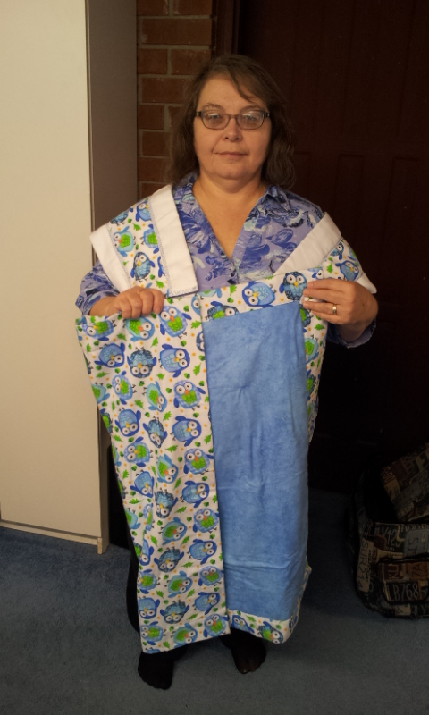 #39 PATSY LINDEN, ADDICTED MUSKOGEE QUILTER FROM THE MUSKOGEE QUILTERS GUILD