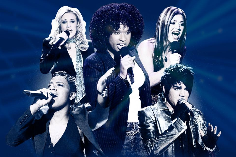 #130 VOTED THE TOP 168 SINGERS ON 14 YEARS OF AMERICAN IDOL