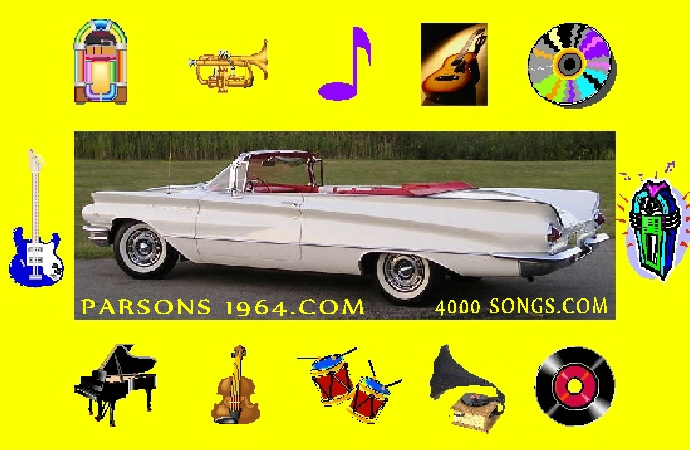 #12 CLICK ON THIS PICTURE TO HEAR 166 SONGS. 6400 CLASSIC SONGS UNDER PICTURES WITH YELLOW BORDERS
