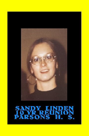 #62 SANDY LINDEN 1974 PHS REUNION, THE S OF J&S PIZZA PALACE + 35 BOBBY BARE SONGS