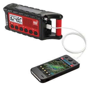#93 AWESOME AM/FM/WEATHER PORTABLE SOLAR RADIO WITH BRIGHT LED LIGHT RECHARGEABLE 32 HOUR 18650 BATTERY $43