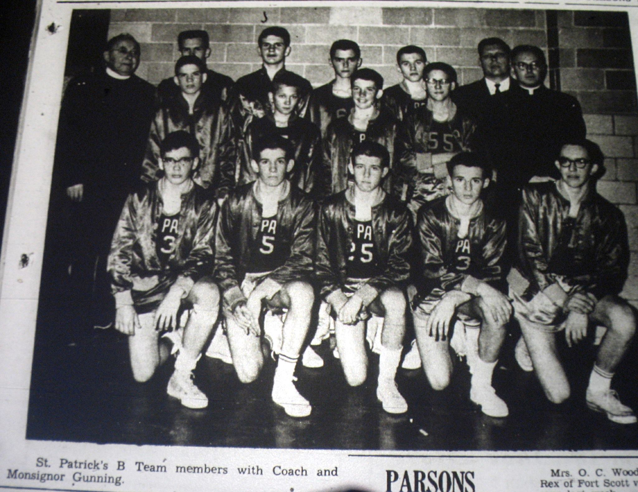 #68 St. Pats early 60's