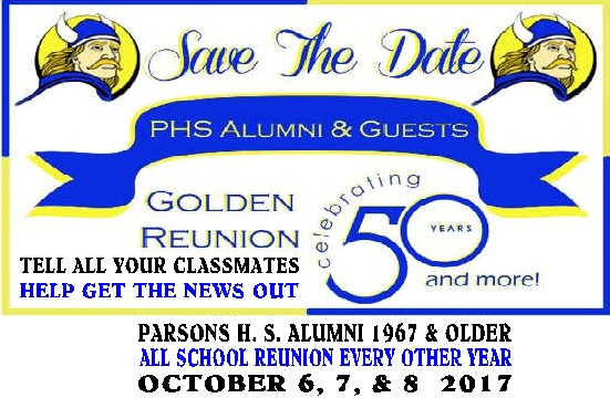 PHS/ST. PATS GOLDEN REUNION