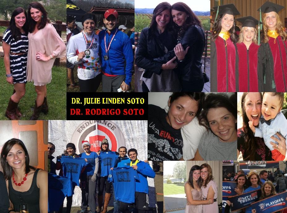 #92 P3 MUSKOGEE CHEERLEADER Dr. Julie Linden Soto & Dr. Rodrigo Soto