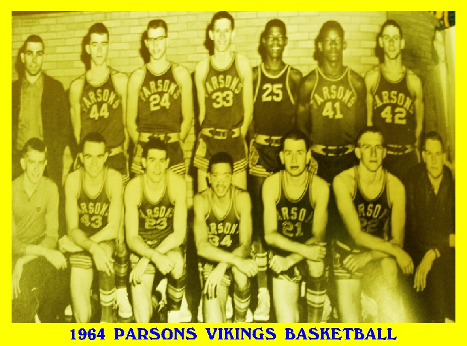 #9 P3 - 1964 PARSONS VIKINGS & 2008 FINAL FOUR, 3 GAMES, KANSAS, NORTH CAROLINA, UCLA, MEMPHIS 2015 H S NATIONAL CHAMPIONS 35-0 3 BALL BROTHERS LONZO, LAMELO & ? NBA BLOOPERS