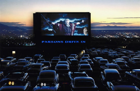 #166 CAROL STEIN'S DADDY'S DRIVE IN THEATER
