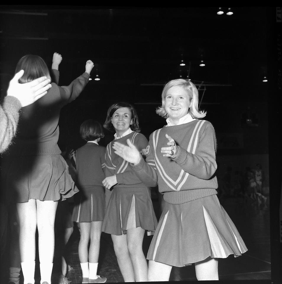 #80 Linda Ellison, Elaine Philllips LCHS 1969