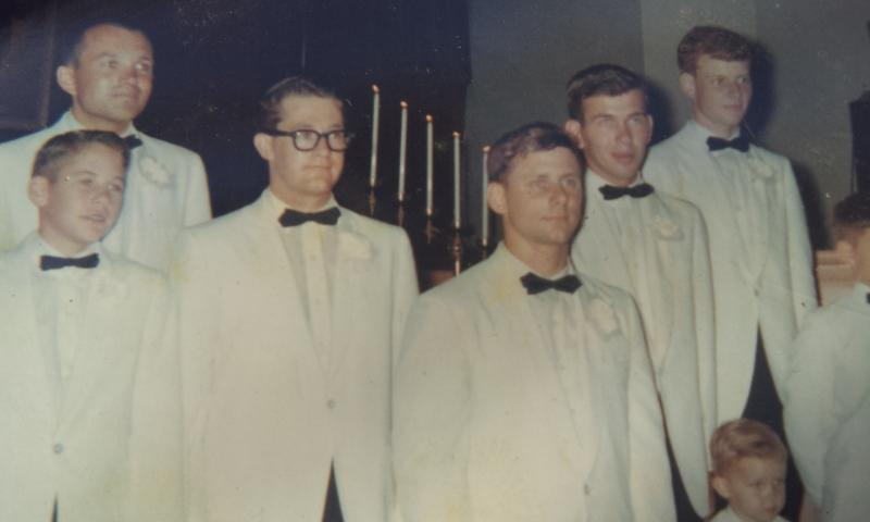 #125 JOHNNY LINDEN & BARBARA TOLMAN WEDDING 6-25-66