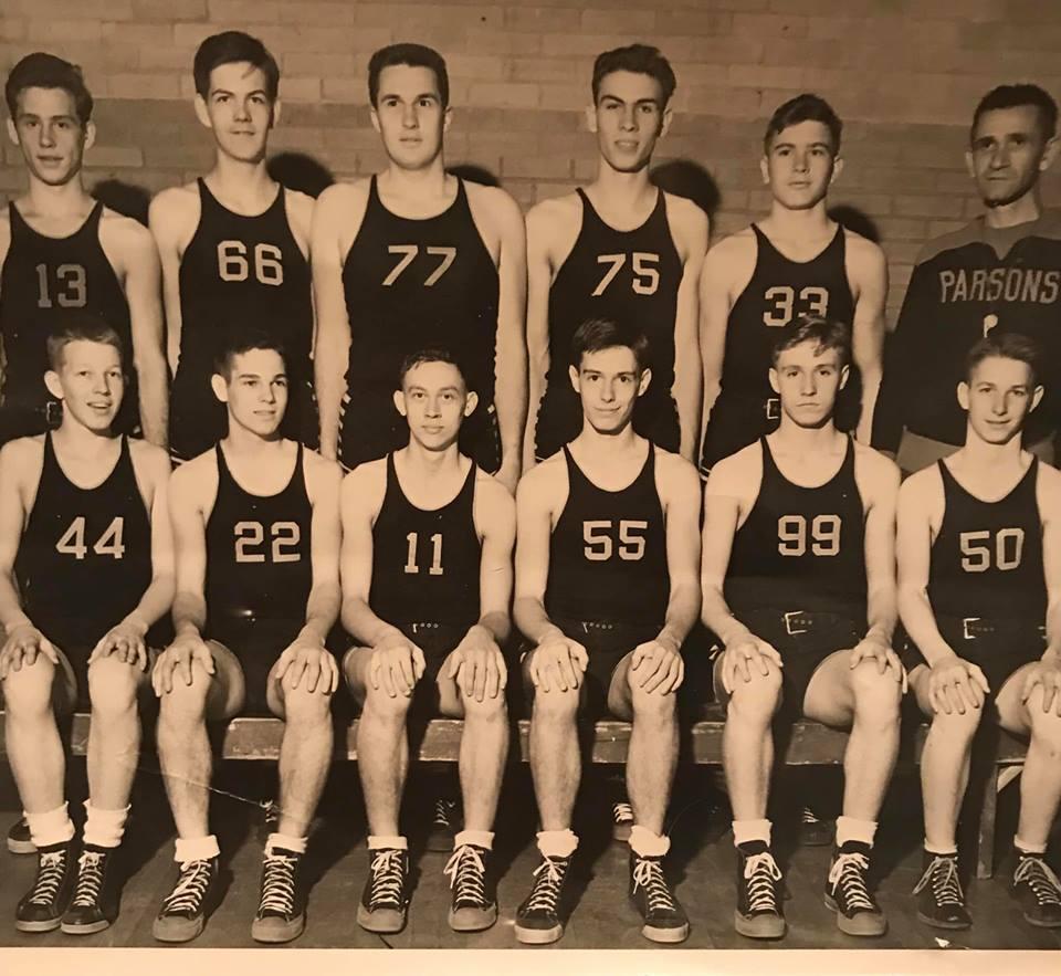 #50 PHS VIKINGS 1947