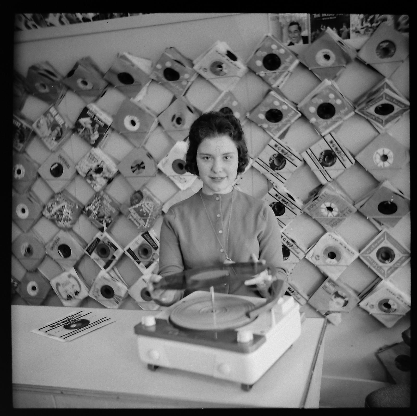 #39 JANE HEAD at Dunn's Music Store on South 18th behind Newberrys in the 50's & 60's