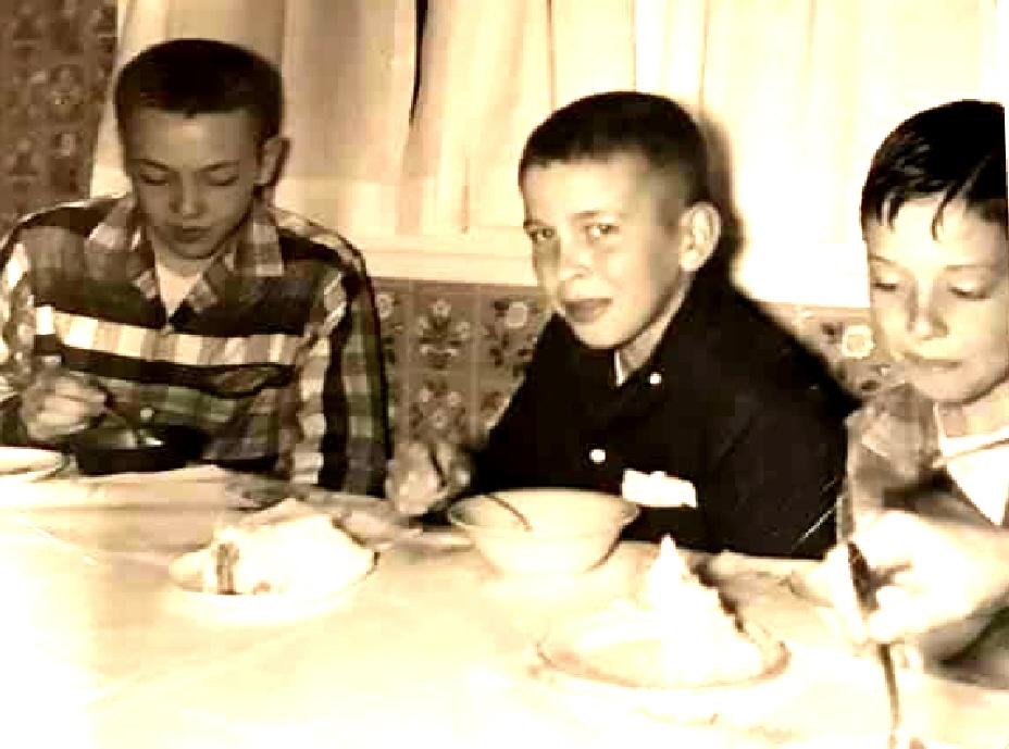 #101 CHARLES COOPER, STEVE COOPER, GORDON HANEY 1950'S