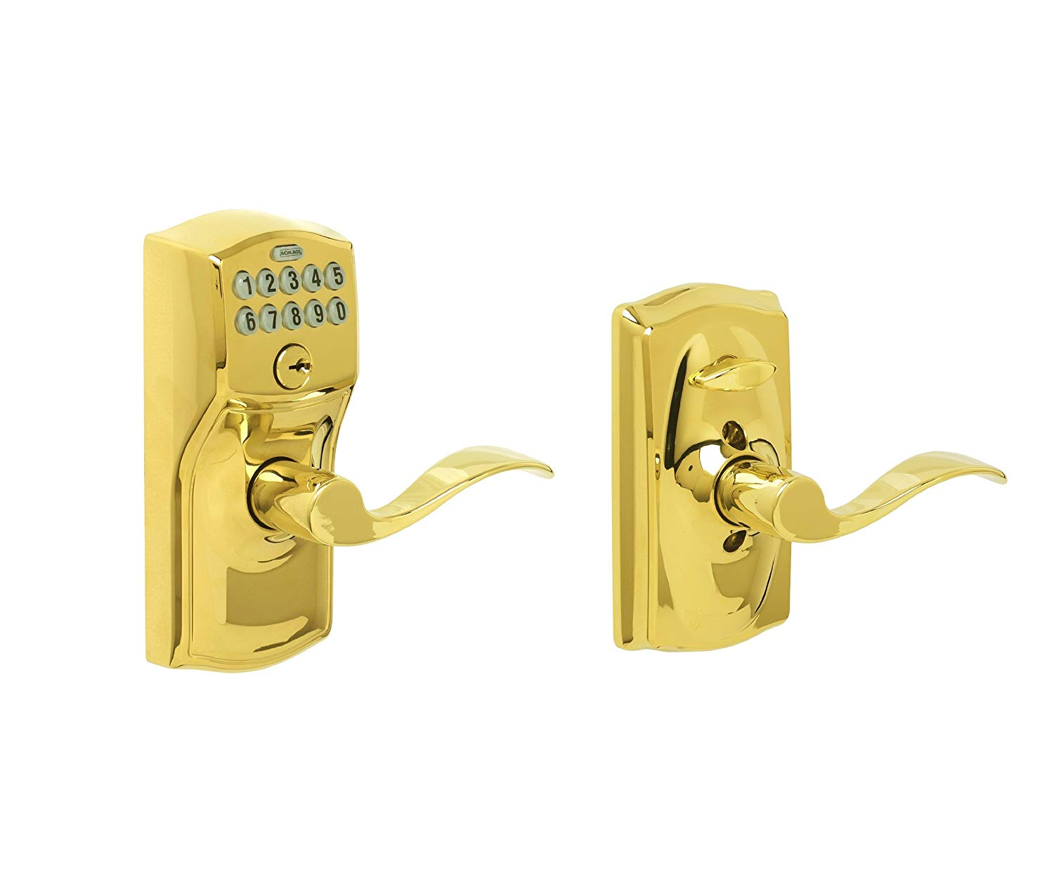 #11 AWESOME COMBINATION DOOR LOCKS NEVER GET LOCKED OUT AGAIN AUTOMATICALLY LOCKS WHEN YOU WALK OUT THE DOOR, BLUE LIGHTED KEY PAD