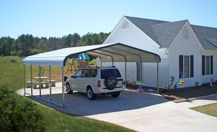 #12 METAL CARPORTS KEEP YOUR CAR COOL IN SUMMER & ICE & FROST FREE IN WINTER $1300