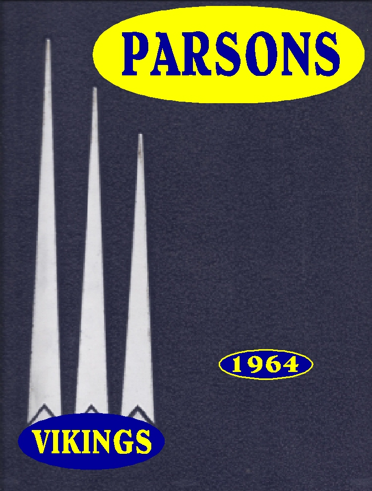 #64 1963, 1964, 1965 PARSONS VIKINGS YEARBOOKS ONLINE
