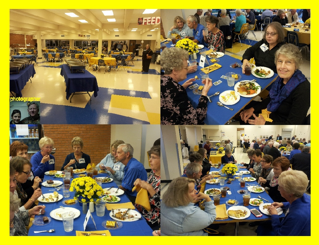 #104 ALBUMS CONTINUED & CLASS OF 1964 AT THE ALL SCHOOL GOLDEN REUNION OCT. 2015