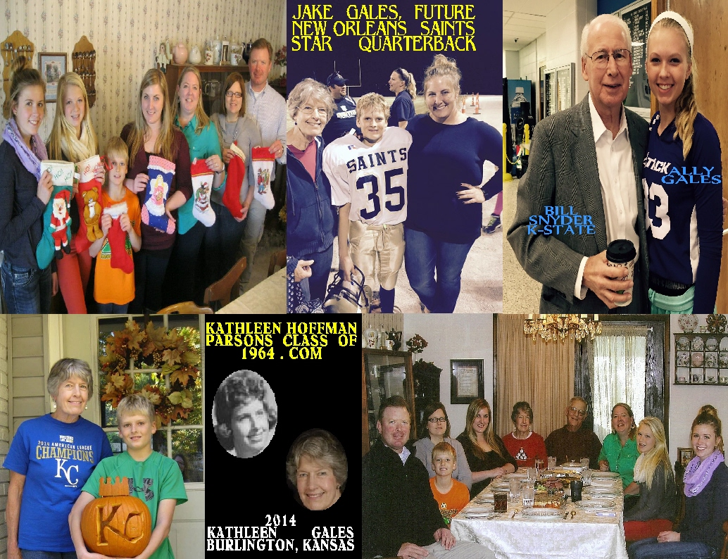 KATHLEEN HOFFMAN GALES' FAMILY #94.5