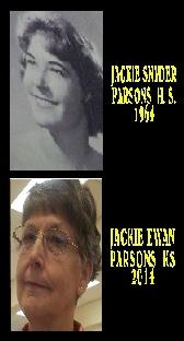 #84 JACKIE SNYDER