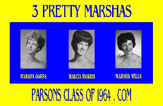 #50 THREE BEAUTIFUL MARSHAS & 132 GORGEOUS SONGS