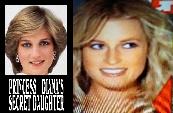 #82 P3 PRINCESS DIANA'S SECRET DAUGHTER SARAH & DIANA'S SECRET TAPES