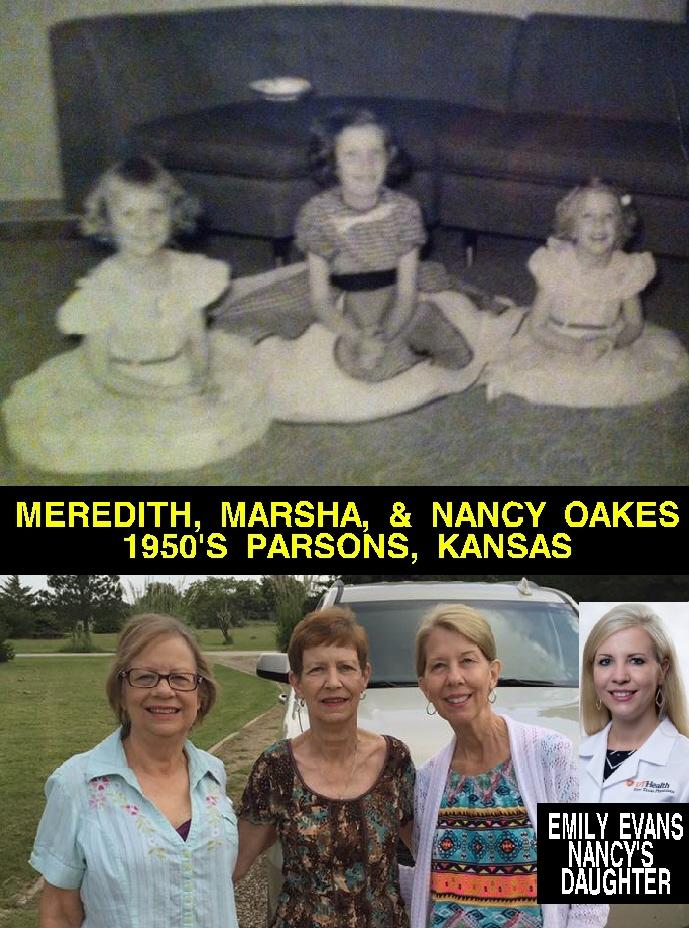 #37 MEREDITH, MARSHA & NANCY OAKES