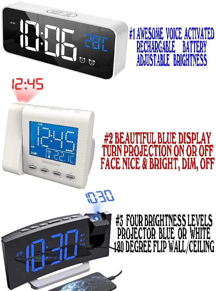 #7 THE LATEST TECHNOLOGY IN CLOCKS
